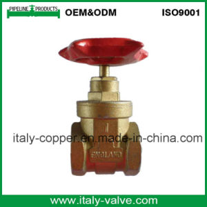 OEM Italy Type Brass Forged Gate Valve (AV4057) pictures & photos