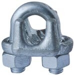 U. S. Type Drop Forged Wire Rope Clips