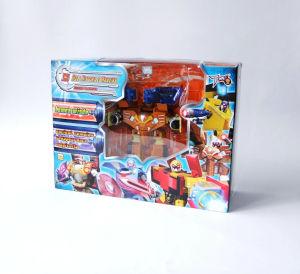 Elephant Warrior Transforming Robot Toys