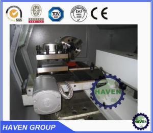 Slant Bed CNC Lathe/CE CNC lathe live tooling pictures & photos