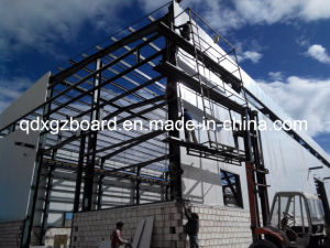 Prefabricated Steel Structure Building /Steel Construction Factory /Steel Workshop/Warehouse (XGZ-TX-003) pictures & photos