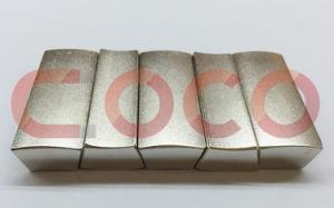 High Power Neodymium Permanent Magnet Tile Motor Magnet pictures & photos