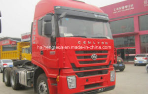 Hot Saic Iveco Hongyan 380HP 6X4 Trailer Head/ Truck Head /Tractor Truck Euro 3 on Sale pictures & photos