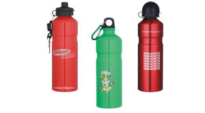 Sport Water Bottle with Silk Printing Logo (AWSB-9001) pictures & photos