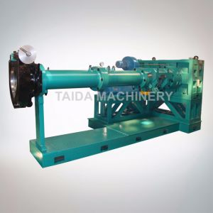 Cold Feed Rubber Hose Tube Profile Strip Extruder Factory Plant Manufacturers Xjd-90, 120, 150 pictures & photos