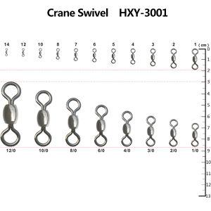 Wholesale Popular Fishing Crane Swivel pictures & photos