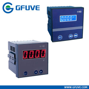 Single Phase Multi-Function Digital Display Meter pictures & photos