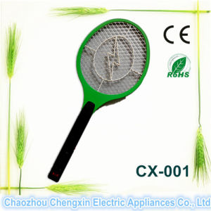 Ypd Durable Electronic Mosquito Swatter Bug Zapper Racket pictures & photos