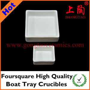 Foursquare High Quality Boat Tray Crucibles pictures & photos