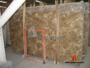 Crystal Light Emperador Marble Slabs for Flooring Tiles and Bathroom pictures & photos