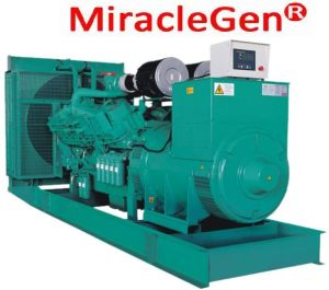 Cummins Disel-Natural Gas Dual-Fuel Generator Set 1000kw (MC1100DF)