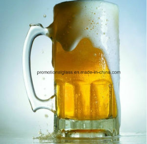 1L Beer Glass Mug, Drinking Glass Mug pictures & photos