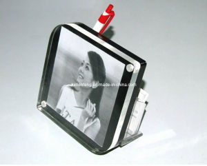 Acrylic Functional Pen Holder (BJ-04)
