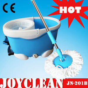 Joyclean Pedal Spin Mop Spin Cleaning Mop (JN-301) pictures & photos