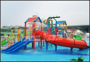 Kids Water House Playground Equipment pictures & photos