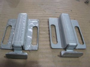 Anodizied Aluminum Plate Bending Parts Fabrication Service pictures & photos
