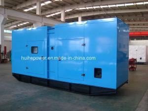 500kVA Diesel Generator Set with Volvo Engine of Silent Type