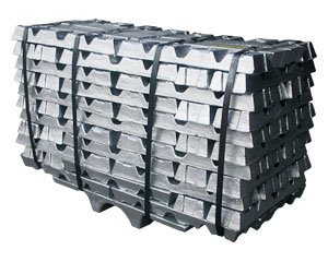 Zinc Ingot 99.995 High Quality Special High Grade Zinc Ingots pictures & photos
