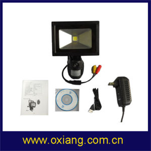Sensing Mini LED Light Camera pictures & photos