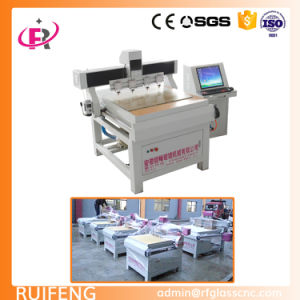 The CNC Machine Is Used for Glass Cutting pictures & photos