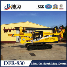 Construction Machinery Dfr-830 Piling Auger Drilling Machine pictures & photos
