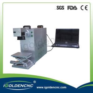 10W 20W 30W Portable Fiber Laser Marking Machine