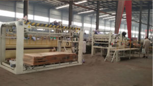 Plywood Laminating Hot Press Machine pictures & photos