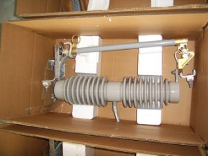 Yh10W-33, Sharp Head 33kv 10ka Surge Arrester pictures & photos