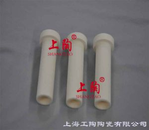 99% Alumina Ceramic Small Tube pictures & photos
