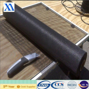 Black Color Fiberglass Insect Window Screen (XA-SM11) pictures & photos