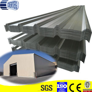 Corrugated Color Steel Sheet for Roof pictures & photos