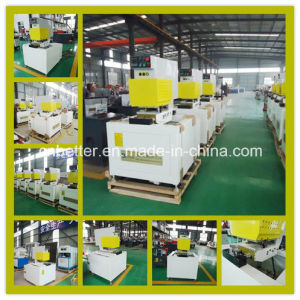 Single Head PVC Window Door Welding Machine PVC Profile Seamless Welding Machine pictures & photos
