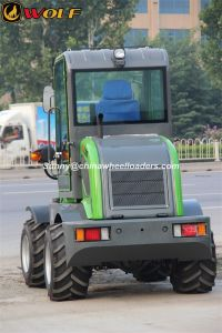 New Zl08 Radlader, Hoflader, Mini Loader with Automatic Transmission pictures & photos