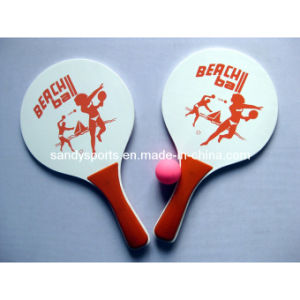 Beach racket set / Paddle set pictures & photos