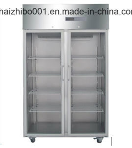 1500L Big Capacity Medical Refrigerator (HEPO-U1500) pictures & photos
