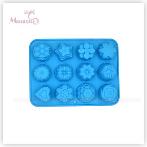 12 Spacing Silicone Cake Mould pictures & photos