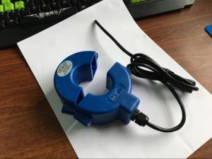 36mm 400A/5A IP67 Outdoor Waterproof Clamp on Current Transformer pictures & photos