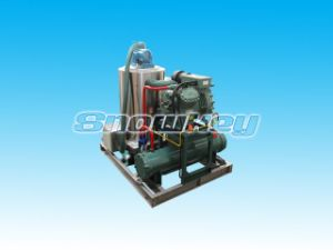 Sea Water Flake Ice Machine on Board-3t (3) pictures & photos