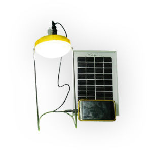 Hot Sale Desk Table Solar LED Reading Light Hand Lamp pictures & photos