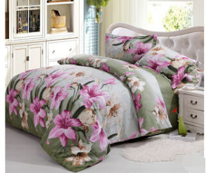 Very Soft 3D Bedding Set (T13) pictures & photos