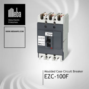 Meba Moulded Case Circuit Breaker (EZC-100F)