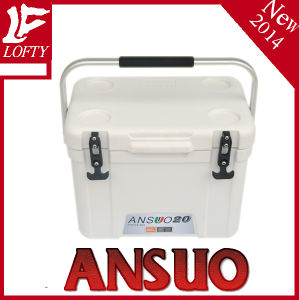 Plastic Ice Box with Handle 20L