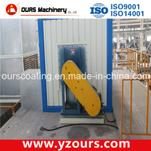 Best Design Powder Coating Oven with Imported Burner pictures & photos