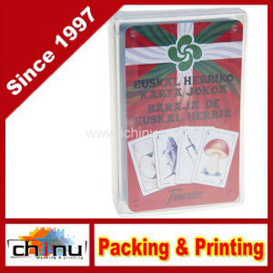 High Quality Custom Advertising Poker Playing Cards pictures & photos