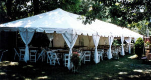 Factory Direct Sale Tent Poles/ Marquee Tent/ Trailer Tent pictures & photos