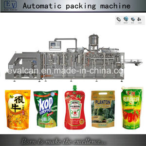 Stand up Pouch Forming, Filling and Sealing Machine pictures & photos