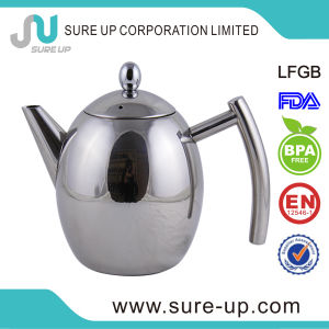The Hottest Elegant Arabic Ss Tea Pot (OSAD) pictures & photos