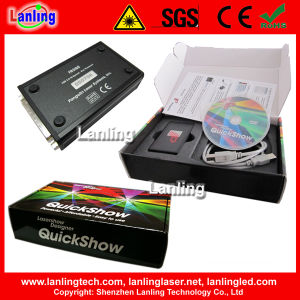 Pangolin Quick Show Ilda Animation Laser Software pictures & photos
