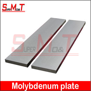 Pure Molybdenum 99.95% Mo Sheet, Plate, Foil, Disc,