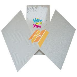 Aluminium Foil Back PVC Gypsum Ceiling Gypsum Board pictures & photos